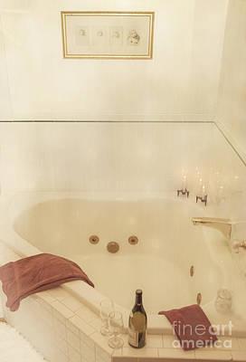 Bath Time Poster by Juli Scalzi