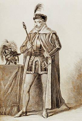 Bathory, Stephen I (1533-1586 Poster by Prisma Archivo