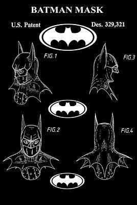 Batman Poster by Dan Sproul