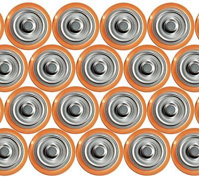 Batteries Poster by Victor De Schwanberg