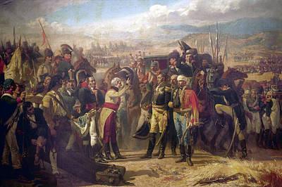 Battle Of Bailen, 1808 Poster