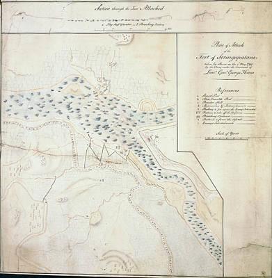 Battle Of Seringapatam Poster
