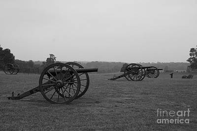 Battlefield Manassas Poster by Christiane Schulze Art And Photography