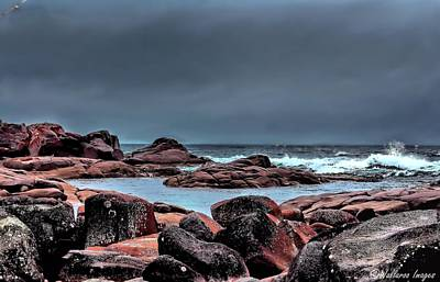 Bay Of Fires 3 Poster by Wallaroo Images