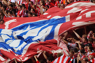 Bayern Munich Fans Poster