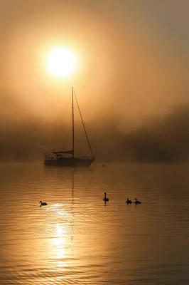 Bayside Sunrise 1 Poster