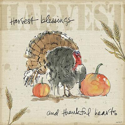 Be Thankful II Poster