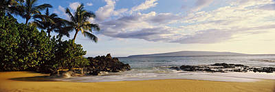 Beach At North Shore, Oahu, Hawaii, Usa Poster by Panoramic Images