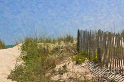 Beach Getaway Poster