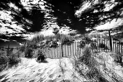 Beach Haven Poster by John Rizzuto
