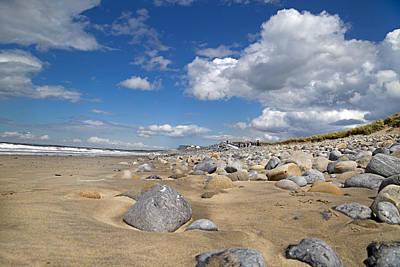 Beach -- Sligo -- Ireland Poster by Betsy Knapp