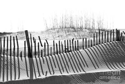 Beach Sand Dune Poster