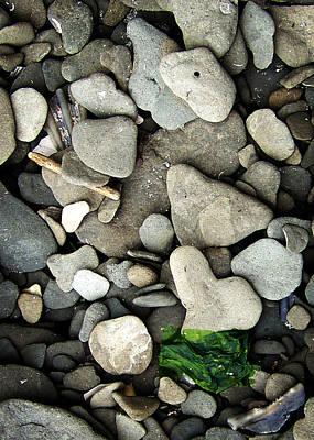 Beach Valentine Poster