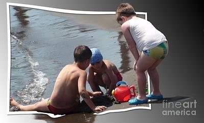 Beachboys Poster