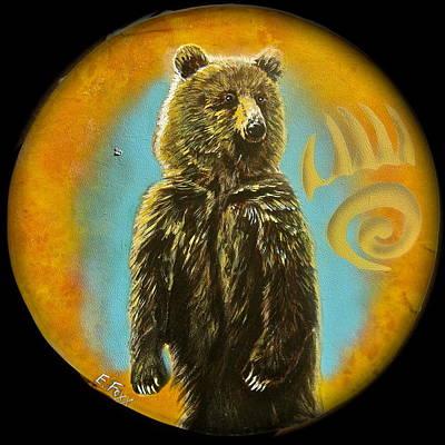Bear  Poster by Ethan  Foxx