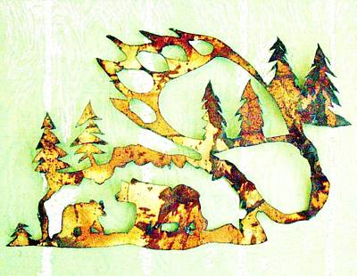 Bear Track 8 Poster
