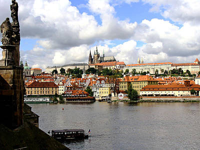 Poster featuring the photograph Beautiful Prague by Ira Shander