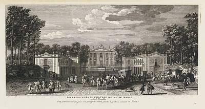 Beautiful Views Of Palace Poster