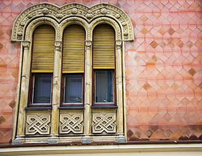 Beautiful Windows Poster by Newnow Photography By Vera Cepic