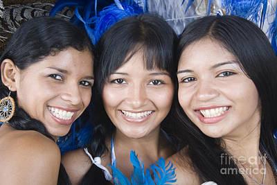 Beautiful Women Of Brazil 10 Poster
