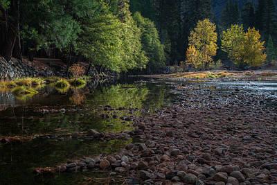 Beautiful Yosemite National Park 2 Poster by Larry Marshall