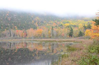 Beaver Lake Maine Poster