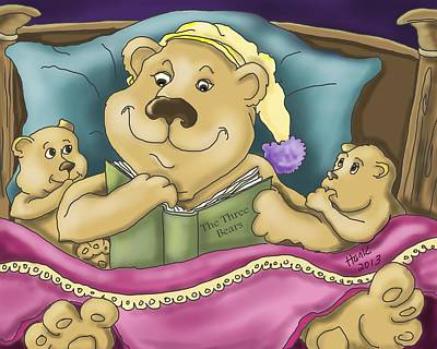 Bedtime Poster