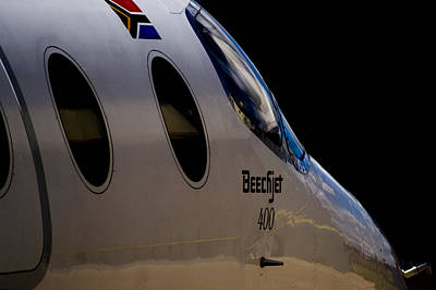Beechjet 400 Poster by Paul Job