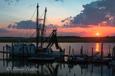 Before Dark Poster by Bonnes Eyes Fine Art Photography