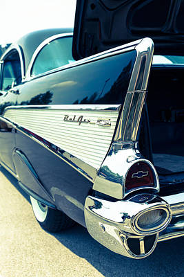 Bel Airtail Fin Poster
