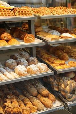 Belgian Bakery Poster