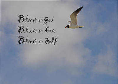 Believe In Poster