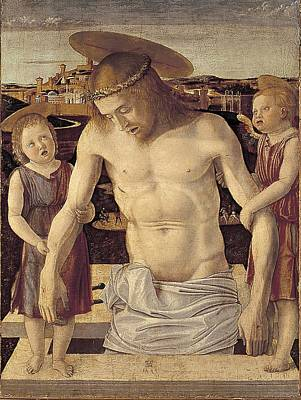 Bellini, Giovanni 1430-1516. Dead Poster by Everett