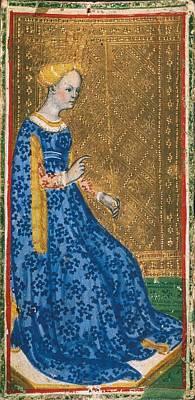 Bembo, Bonifacio 1420-1482. Tarot Card Poster