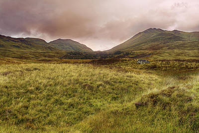 Ben Lawers - Scotland - Mountain - Landscape Poster by Jason Politte