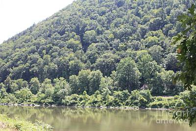 Bend Of The Delaware Water Gap Poster