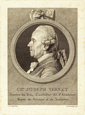 Benedict Alphonse Nicolet After Charles-nicolas Cochin II Poster by Litz Collection