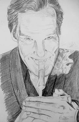 Benedict Cumberbatch Poster by Conor O Kane