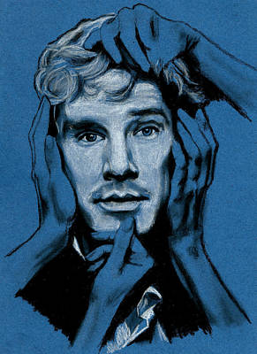Benedict Cumberbatch Poster by Teresa Beveridge