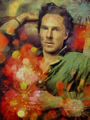 Benedict  Poster by Janice MacLellan