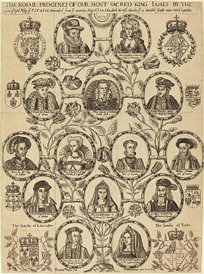 Benjamin Wright English Poster