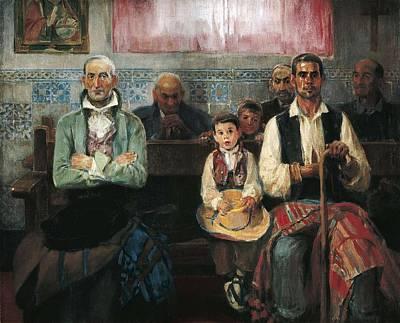 Benlliure Ortiz, Jos� 1884-1916. Mass Poster
