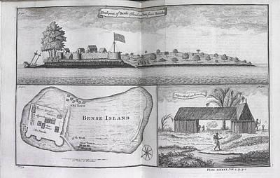 Bense Island Poster