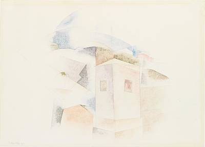 Bermuda No. 4 Poster by Charles Demuth