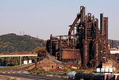 Bethlehem Steel # 8 Poster