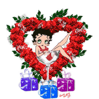 Betty Boop 4 Poster