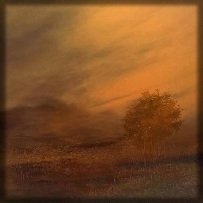 Beyond The Rowan Tree Poster by Liz  Alderdice