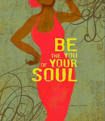 Beyou Poster by Romaine Head