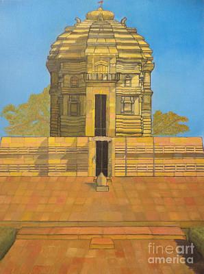 Bhaskareshwar- Shiva Temple Poster