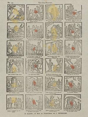 Biblical Historien, Germany, Jan Hendriksen Poster